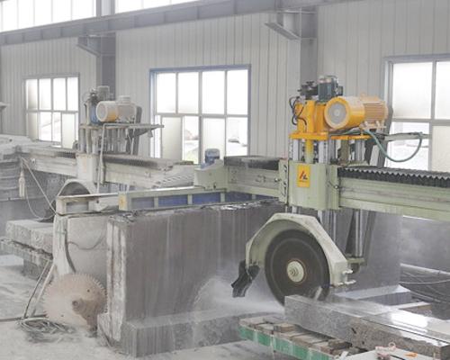 干挂石材抛光生产设备